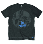 Camiseta Woodstock Surround Yourself
