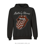 Moletom The Rolling Stones Checker Tongue