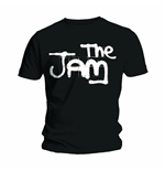Camiseta The Jam Spray Logo Black
