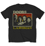Camiseta Doors LA Woman