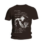 Camiseta Doors LA Woman Lyrics