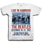 "Camiseta Beatles ""1962"" Live in Hamburg"