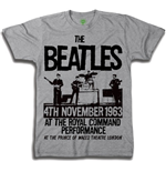 Camiseta Beatles Prince of Wales Theatre