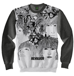 Moletom Beatles: Revolver