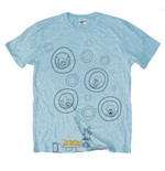 Camiseta Beatles Bubbles