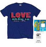 Camiseta Beatles All You Need Is Love