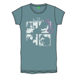 Camiseta Beatles de mujer Love me do