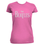 Camiseta Beatles  - The Beatles Rhinestone