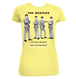 Camiseta Beatles de mulher You Can't Do That