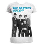 Camiseta Beatles de mulher You Can't Buy Me Love