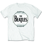 Camiseta Beatles Drum skin