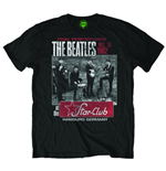 Camiseta Beatles Star Club, Hamburg
