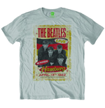 Camiseta Beatles Hamburg Poster 1962