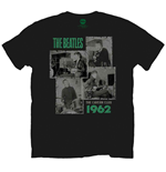 Camiseta Beatles Cavern Shots 1962.