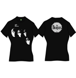 Camiseta Beatles de mulher With the Beatles