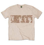 Camiseta Beatles White Album Faces