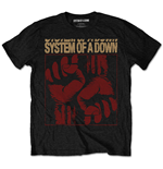 Camiseta System of a Down 186546