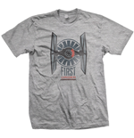 Camiseta Star Wars First order distress