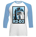 Camiseta Star Wars R2-D2 Block