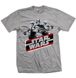 Camiseta Star Wars Episode VII Phasma