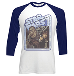 Camiseta Star Wars Chewie & Hans