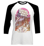 Camiseta Star Wars The Empire Strikes Back Montage