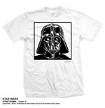 Camiseta Star Wars Vadar 1.