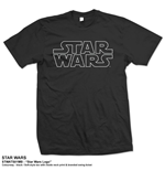 Camiseta Star Wars - Logo