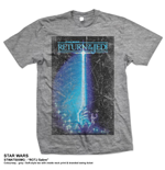 Camiseta Star Wars ROTJ Sabre