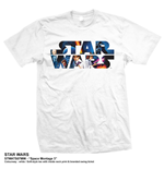 Camiseta Star Wars - Space Montage 3