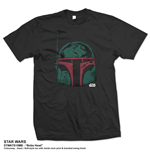 Camiseta Star Wars Boba Head