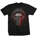 Camiseta Star Wars Kylo Big Head
