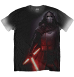 Camiseta Star Wars Kylo Side Print