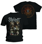 Camiseta Slipknot Creatures