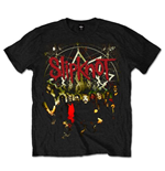 Camiseta Slipknot Waves
