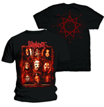 Camiseta Slipknot Rusty Face