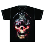Camiseta Slayer Skull Hat
