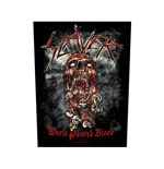 Logo Slayer - Design: World Painted Blood