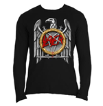 Camiseta manga comprida Slayer Silver Eagle