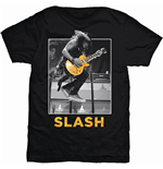 Camiseta Slash Guitar Jump