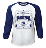 Camiseta manga comprida Pantera 101' Proof (Large)