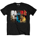 Camiseta Pantera Album Collage