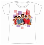 Camiseta One Direction 186827