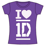 Camiseta One Direction 186882