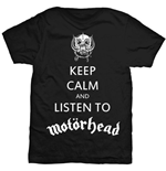 Camiseta Motorhead Keep Calm