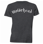 Camiseta Motorhead Distressed Logo