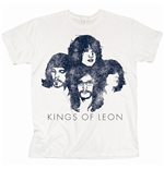Camiseta Kings of Leon Silhouette