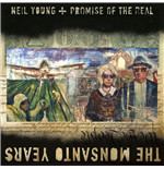 Vinil Neil Young & Promise Of Real - The Monsanto Years