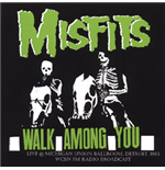 Vinil Misfits - Walk Among You - Live At Detroit Ballroom 1982