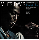 "Vinil Miles Davis - Kind Of Blue (stereo) (12"")"